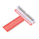 40 Pin T Tipo GPIO Placa de expansão do adaptador para Raspberry Pi 3/2 Model B/B+/A+ / Zero