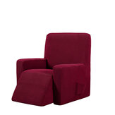 Elastic Recliner Chair Cover Full Coverage Sofa SlipCover Protector Stretch Dustproof Armchair Cover