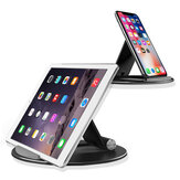 Bakeey Aluminum Alloy Tablet / Phone Holder Portable Foldable Online Learning Live Streaming Desktop Stand Tablet Phone Holder for iPhone 12 Poco M3
