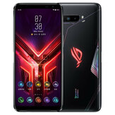 ASUS ROG Phone 3 ZS661KS Classic Edition Global Rom 6,59 tommer FHD + 144Hz Opdateringshastighed NFC Android 10 6000 mAh 12 GB 128 GB Snapdragon 865 Plus 5G Gaming Smartphone