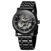 Alloy Fashion Business automatisch mechanisch horloge