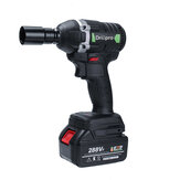 Drillpro 288VF 630N.m Brushless Cordless Electric Impact chave 19800mAh Ferramenta poderosa