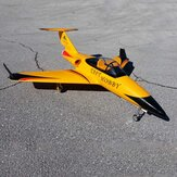 TAFT HOBBY Flying Cat TD-03 1287mm Wingspan 90mm Ventilador Ductado EDF Avião RC KIT / PNP