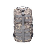 30L 40L Luar Ransel Taktis Tahan Air 600D Nylon Rucksack Shoulder Bag Camping Hiking