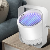 USB LED Electric Mosquito Killer Light Fly Bug Zapper Insect Trap Catcher Lamp