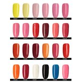 15ML Soak Off Żel UV Nail Art Polish Lakier