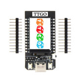 2StückTTGOT-AnzeigeESP32CP2104 WiFi-Bluetooth-Modul 1,14 Zoll LCD Development Board LILYGO für Arduino - Produkte, die mit offiziellen Arduino-Boards funktionieren