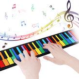 iword S2037 37キー8トーンハンドは子供のためのピアノを巻き上げます