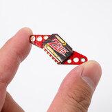 HGLRC Zeus nano VTX 25/100/200 / 350mW5.8Ghzマイク付き40CHトランププロトコル16x16mm20x20mm 25.5x25.5mmFPVレーシングドローン用