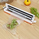 真空シーラー包装機220V / 110V家庭用食品真空シーラーフィルムシーラー真空パッカー