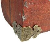12st Hoekbeugelbeschermersfittingen voor houten meubels Doosvoeten Decoratie