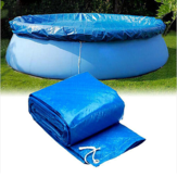 8ft/10ft/12ft Inflatebale Pool Protective Cover Outdoor Garden Thicken Rainproof Round Anti Dust Protector