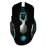 6D Wired Gaming Mouse 3200DPI Silence USB Optical Mouse for Computer Laptop PC