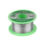 50g Lead-free Solder Wire Unleaded Lead Free Rosin Core for Electrical Solder 0.5mm/0.6mm/0.8mm/1.0mm