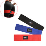 KALOAD Polyester Resistance Bands Elastic Bands Fitness Deep Squat Hip Ring Sports Tension Belt