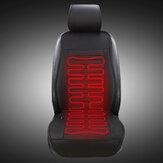 Assento de carro Aquecimento Controle Automático Almofada Almofada Cadeira Capa de Almofada Aquecedor de Inverno