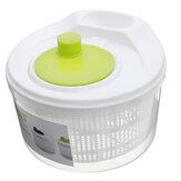 Essoreuse à légumes portable séchoir déshydrateur égouttoir domestique essoreuse à salade pour outil de séchage de cuisine