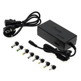 DC12V/15V/16V/18V/19V/20V/24V 96W EU Plug Adjustable Power Adapter Universal Charger For LED Strips