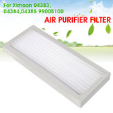 Filtre purificateur d'air pour Ximoon Hamilton Beach True