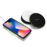 Qi Wireless Charger 10W Schnelllade Pad Dock für Samsung Hinweis 9 für iPhone XS
