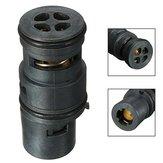 Enfriador de aceite refrigerante del radiador termostato del tanque de expansión para BMW e53 e83 e85 X3 e46