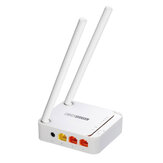 TOTOLINK 300M Mini Wireless N Router WiFi Repeater سهل الإعداد ذكي WiFi Router 2.4G Parental مراقبة
