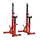 Original              Lifting Barbell Stand One-Piece Barbell Squat Rack Adjustable Height Barbell Indoor Gym Fitness Equipment
