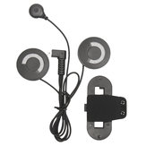 Motorfietshelm Headset Mic Luidspreker Intercomklamp Bluetooth Interphone BT FDC