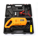 12V Electric Impact Wrench Wheel Nut Remover Repair Tools with Case
