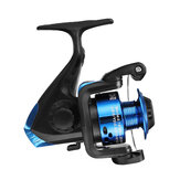 ZANLURE 200 5.1: 1 3BB Plástico Azul Spinning Reel Fishing Bass Trout Roda De Pesca Do Mar