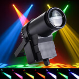 30W RGBW LED DMX512 Stage Light Pinspot Beam Spotlight 6CH voor DJ DISCO Party KTV