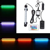 18CM RGB Fernbedienung wasserdicht ip68 Aquarium LED Aquarium Licht Bar Tauchlampe