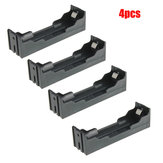 4pcs DIY Storage Box Holder Case For 1 x 18650 Rechargeable Battery