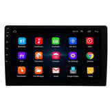 10 Cal Android 8 2DIN Car Stereo Quad Core Touch Radio WIFI GPS Nav Video MP5 Player
