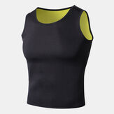 Shaper do corpo dos homens Emagrecer Trainer Hot Sweat Vest
