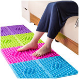 Colorful Acupuncture Moxibustion Foot Massager Therapy Mat Foot Massage Mat