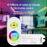 MiBoxer FUT042(Upgraded) LED Controller + 433MHz RF Remote Control for RGB LED Strip Light DC12-24V