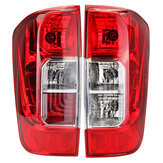Luz traseira traseira do carro sem lâmpada esquerda / direita para Nissan Navara NP300 D23 2015-2019