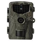 HC804A 16MP 1080P HD IR Noktowizor IP65 Wodoodporna kamera do polowania na szlak Aktywowany ruchem Wildlife Scouting Outdoor Trail Trigger Camera