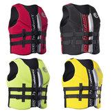 Gilet de sauvetage Eau Ski Premium Gilet en néoprène Wakeboard Kayak Natation à la dérive