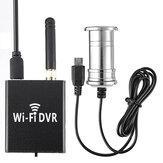 HDC-DVR P2P Mini DVR Wifi Видеорегистратор Real Time Video & H7450 720P D11 камера Портативный беспроводной камера Набор