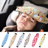 Baby Head Support Stroller Sleep Nap Aid Safety Strap Car Seat Fastening Belt