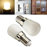 E14 LED مصباح 2W أبيض / دافئ أبيض 100LM ثلاجة ضوء AC 220-240V