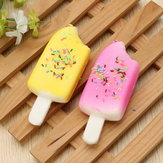 11cm Lol Lolly Popsicle Squishy Charm PU Phone Strap Decor Losowy kolor prezent