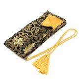 Katana Cutter Silk Bolsa Carring Caso Japanese Samurai Cutter Long Size Carring Bolsas