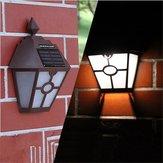 Mocowana na ścianie lampa ścienna LED Krajobraz Ogrodzenie Lampa ogrodowa Yard Garden