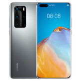 HUAWEI P40 Pro Global Version 6,58 cala 50MP Quad kamera tylna 8 GB 256 GB WiFi 6 NFC Kirin 990 5G Octa Core Smartphone