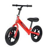 Bicicleta infantil de equilíbrio para crianças de 2 a 7 anos, fácil passo através da bicicleta de quadro para meninos e meninas, bicicleta sem patinete para criança, passeio no brinquedo para crianças, bicicleta leve para crianças
