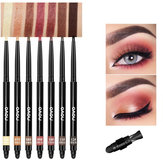Multifunktionale Eyeliner Pen Lip Liner Lidschatten Stift