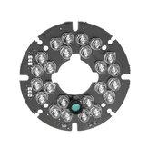 Caméra de sécurité 24 pcs LED IR Infrarouge Illuminateur Conseil Plaque CCTV Caméra Nuit Vision Lumières Conseil